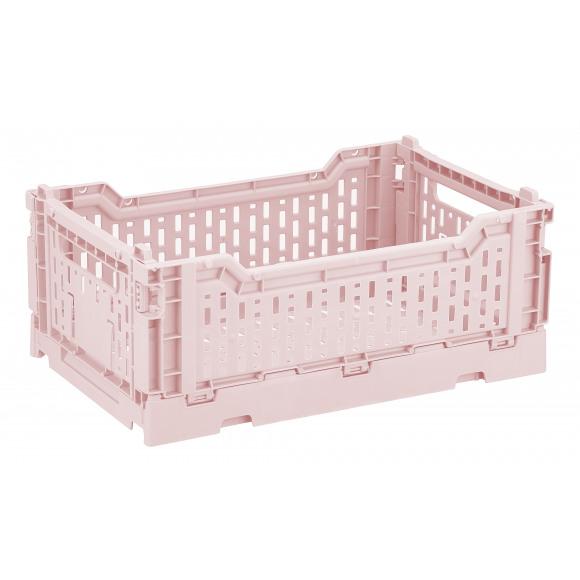SUNWARE Vouwkrat Roze 27x17x10,5cm 4L Paars/Roze