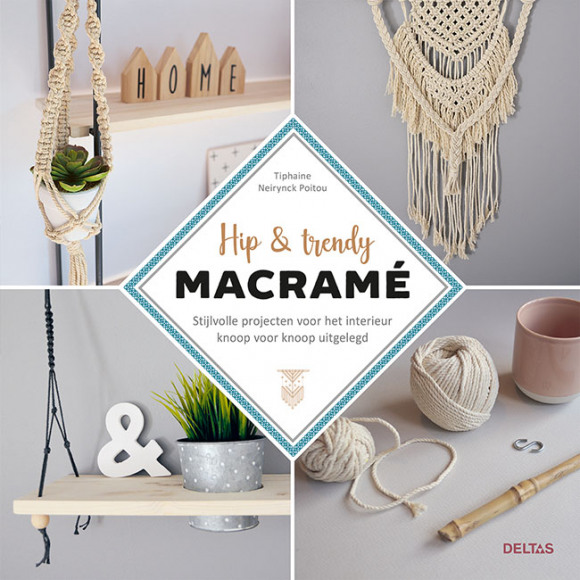 AVA selection Hip & Trendy Macramé - Tiphaine Neirynck Poitou