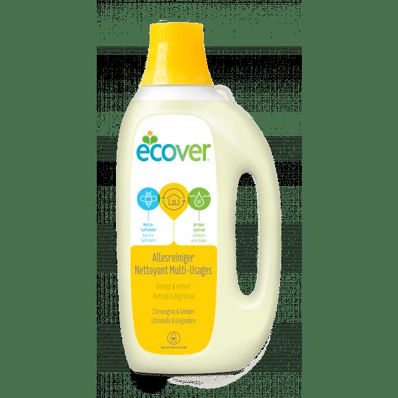 AVA selection Ecover Allesreiniger Citroengras&Gember 1,5L