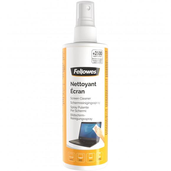 FELLOWES Schermreinigingsspray 250ml