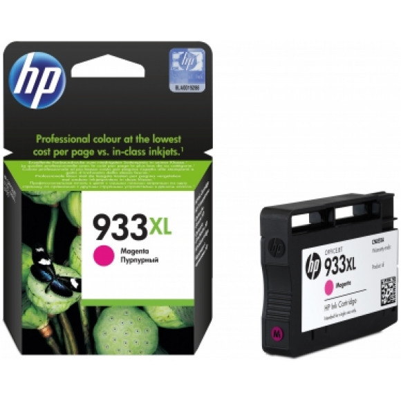 HP Cartouche 933XL Magenta Violet/rose