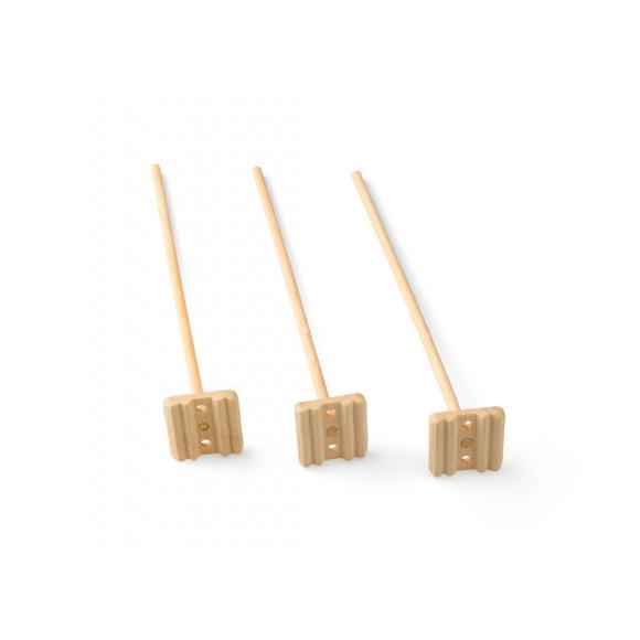 AVA selection SIER Tonicstamper Bamboe 180mm 100 Stuks