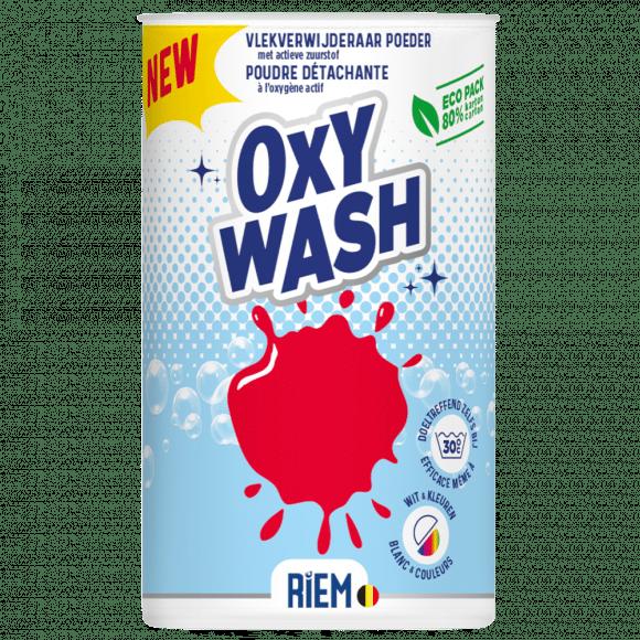 RIEM Oxy-Wash Vlekverwijderaar Poeder Met Actieve Zuurstof
