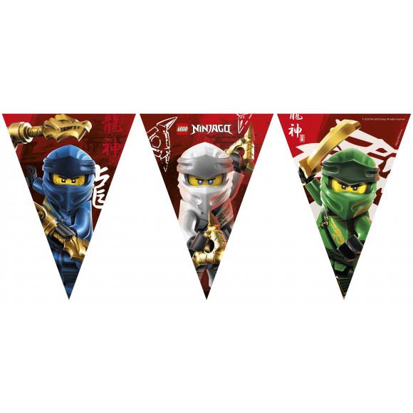 AVA selection Vlaggenlijn Lego Ninjago Papier