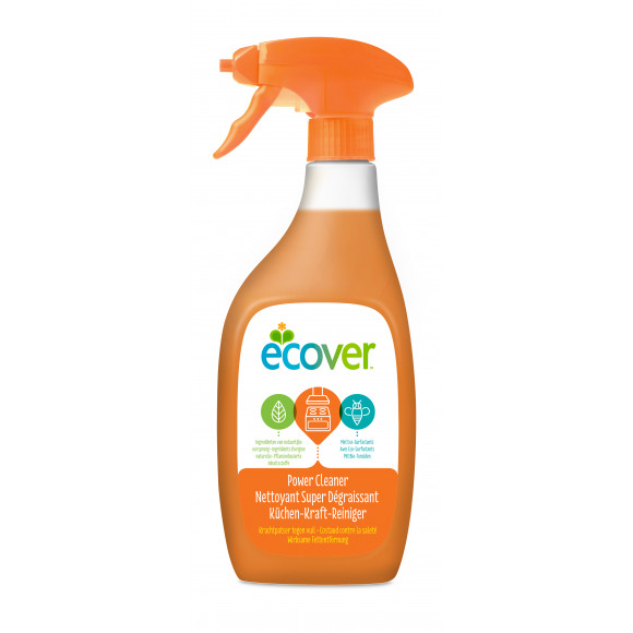 AVA selection Ecover Power Cleaner Spray 500ml
