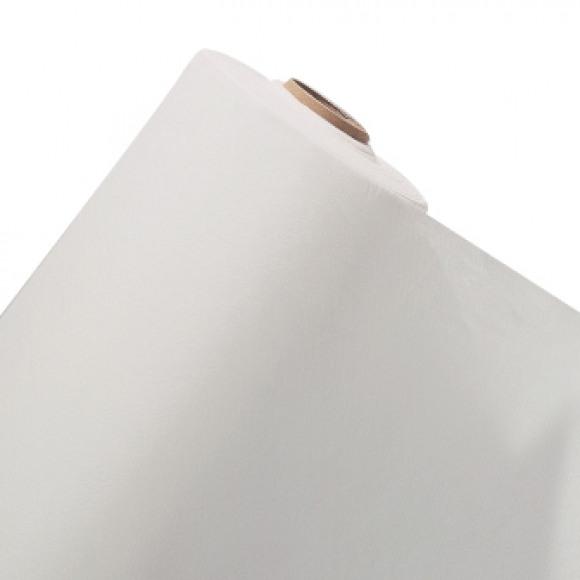 FIESTA Nappe En Rouleau White Uni En Papier 50mx120cm Blanc