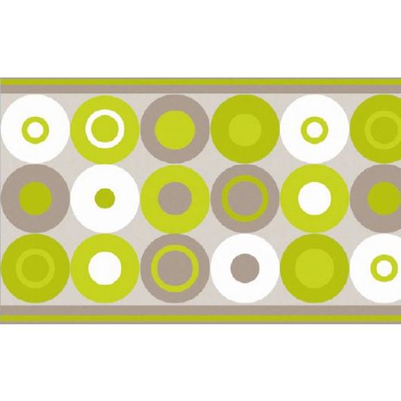 FIESTA Set De Table Dessin Crazy Dots Green Tea 30x43cm 100 Pièces Dessin