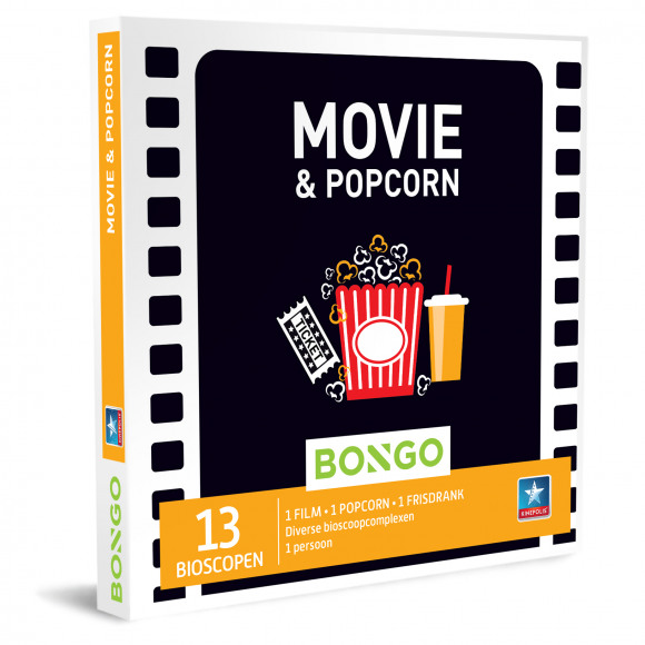 BONGO NL Movie & Popcorn