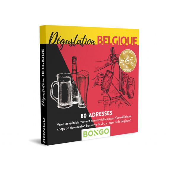 BONGO FR Dégustation Belgique