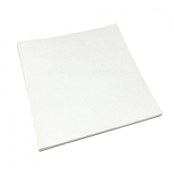 AVA selection Frituurpapier 30x40cm 55g/m² Foodpack +/- 1500 Vellen 10kg Wit