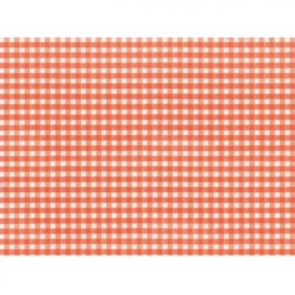 FIESTA Set De Table Dessin Vichy Red 30x43cm 100 Pièces Dessin