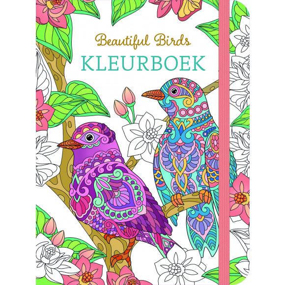 AVA selection Kleurboek Beautiful Birds