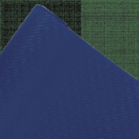 FIESTA Nappe En Rouleau Royal Bleu Uni En Papier 50mx120cm Bleu