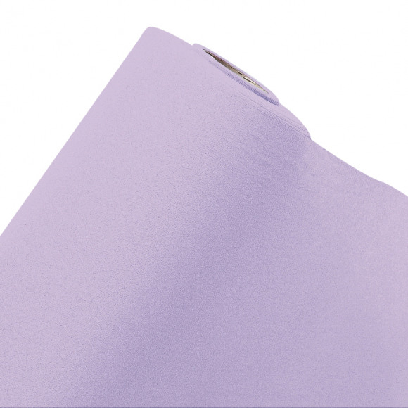 GALA Nappe En Rouleau Uni Lavende Sensation De Lin 10mx120cm Violet/rose