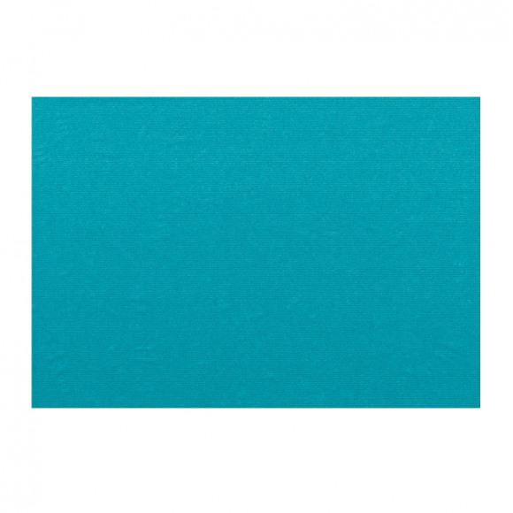 FIESTA Set De Table Uni Kraft Azur 70g/m² 30x43cm 100 Pièces Bleu