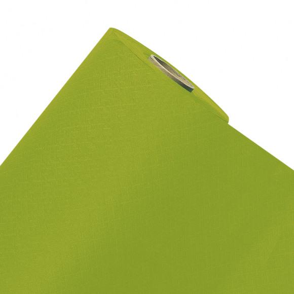 FIESTA Nappe En Rouleau Green Tea Uni En Papier 50mx120cm Vert
