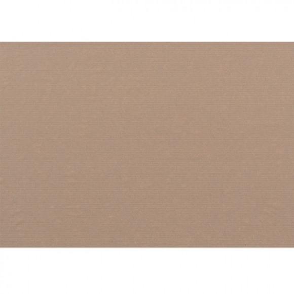 FIESTA Set De Table Uni Kraft Brown 70g/m² 30x43cm 100 Pièces Brun