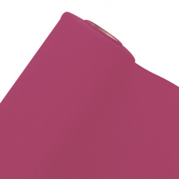 GALA Nappe En Rouleau Uni Framboise Sensation De Lin 10mx120cm Violet/rose