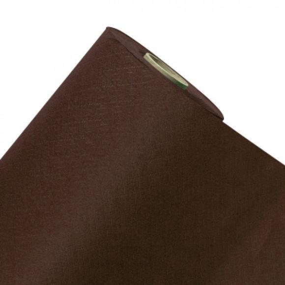 FIESTA Nappe En Rouleau Cacao Uni En Papier 50mx120cm Brun