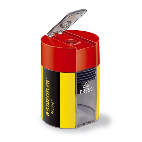 STAEDTLER Taille-Crayon Noris 1 Trou Avec Réservoir