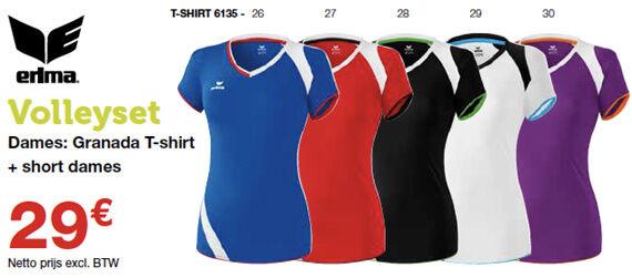 Erima Kinder Functional T-Shirt mit Body-Mapping Functional T-shirt