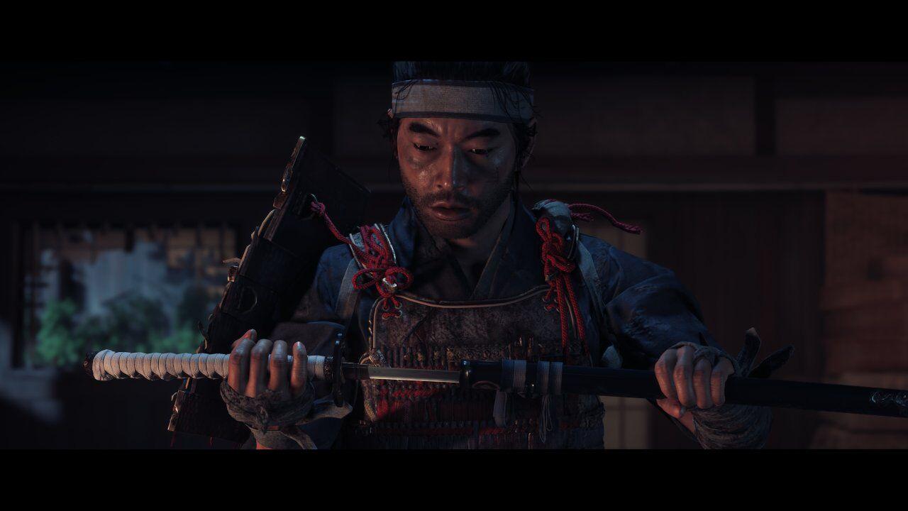Screenshot van Ghost of Tsushima