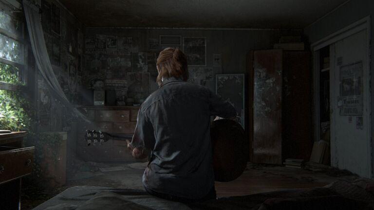 Screenshot van The Last of Us Part II