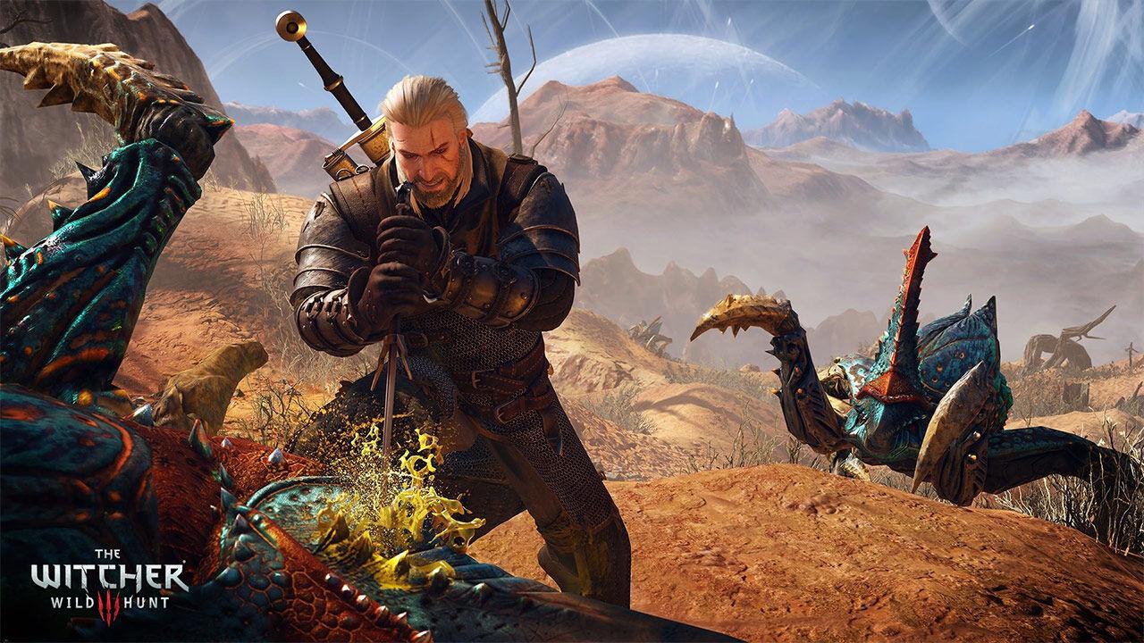 Screenshot van The Witcher 3