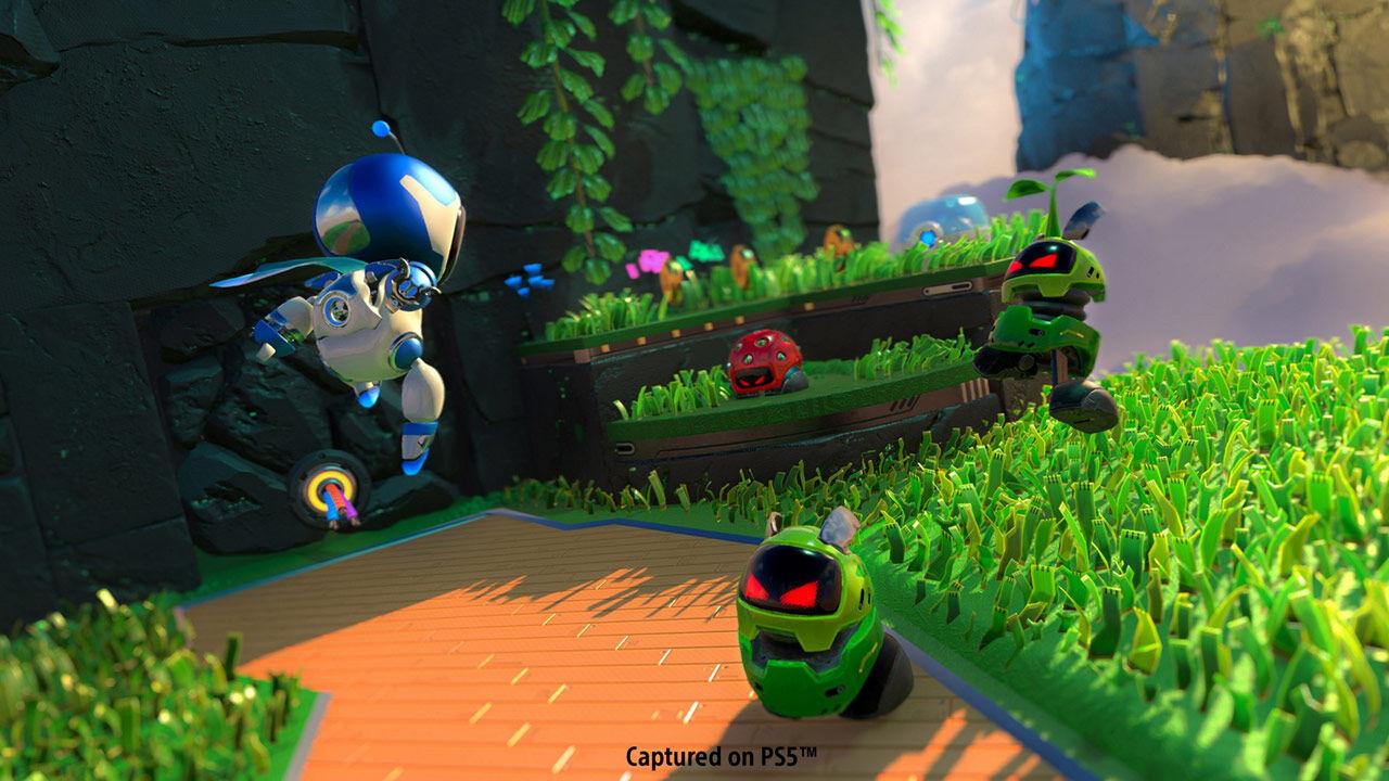 Screenshot van Astro's Playroom
