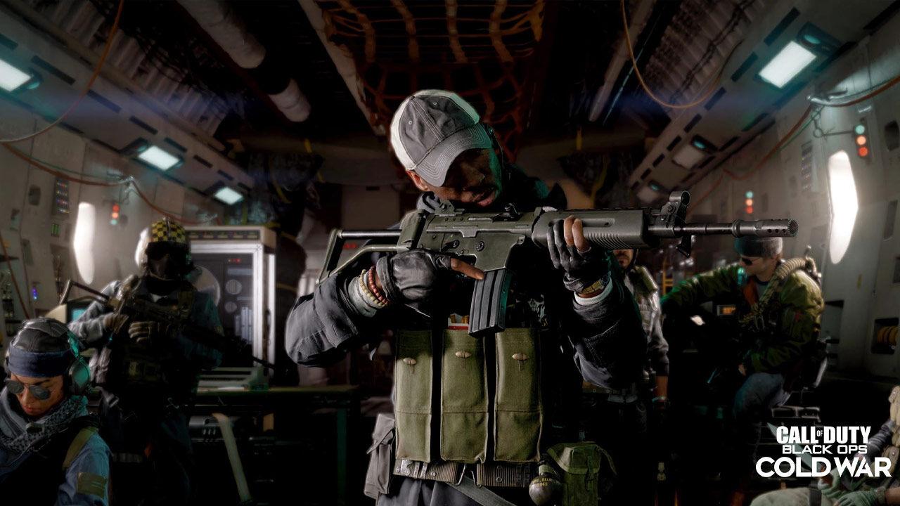 Screenshot van Call of Duty Black Ops Cold War