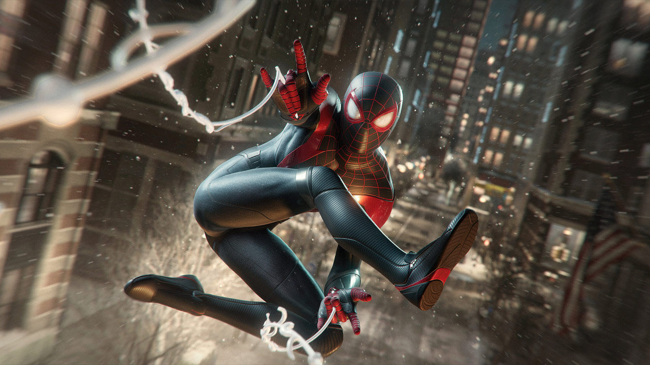 Marvel's Spider-Man - Miles Morales