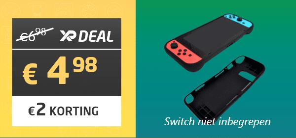 Silicon Case voor Nintendo Switch - Skylab