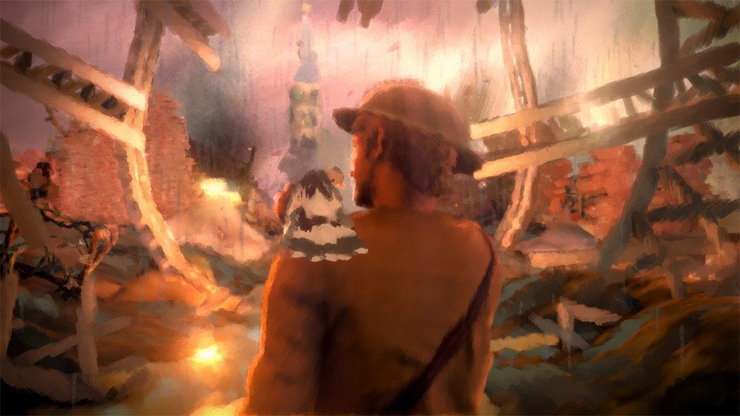 Screenshot van 11-11 Memories Retold