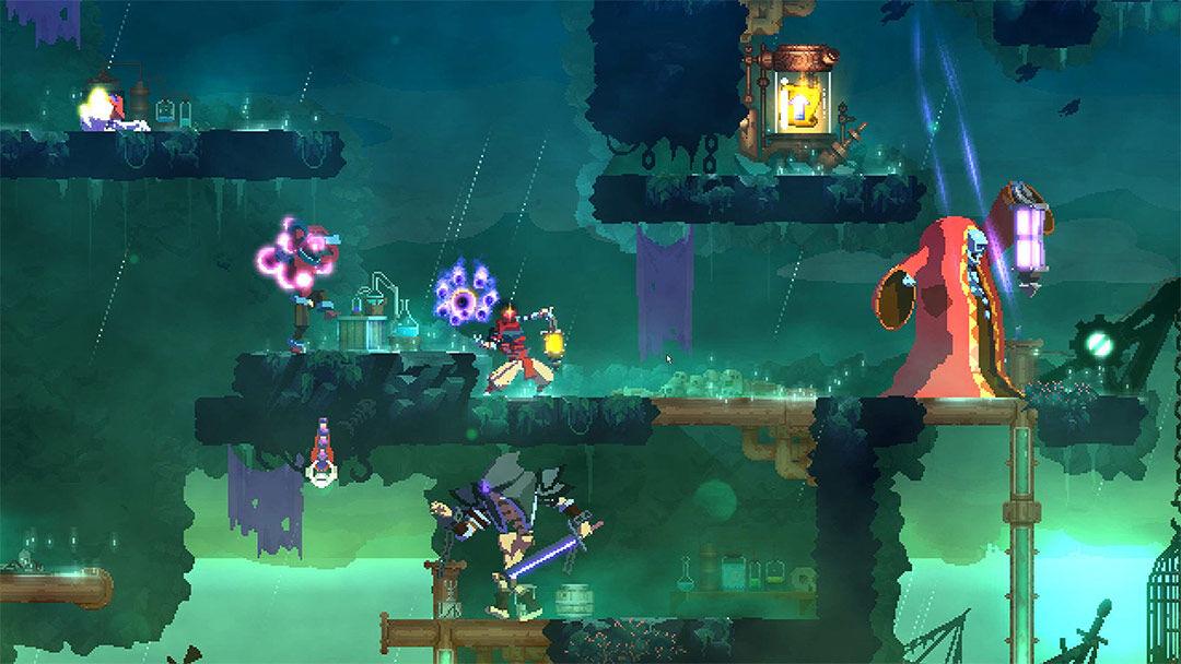 Screenshot van  Dead Cells