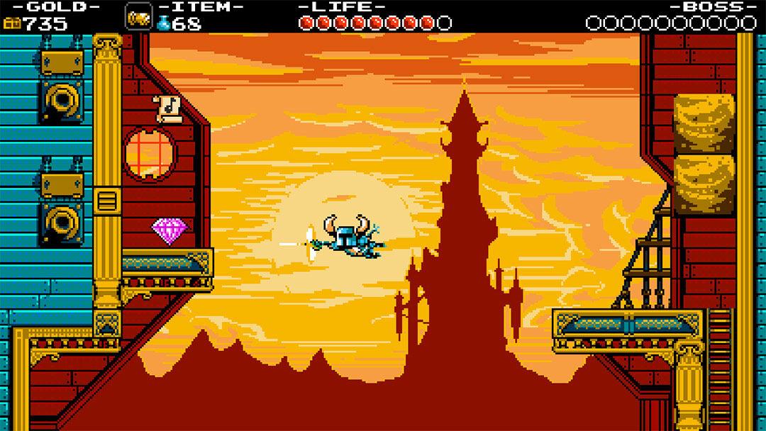 Screenshot van Shovel Knight: Treasure Trove