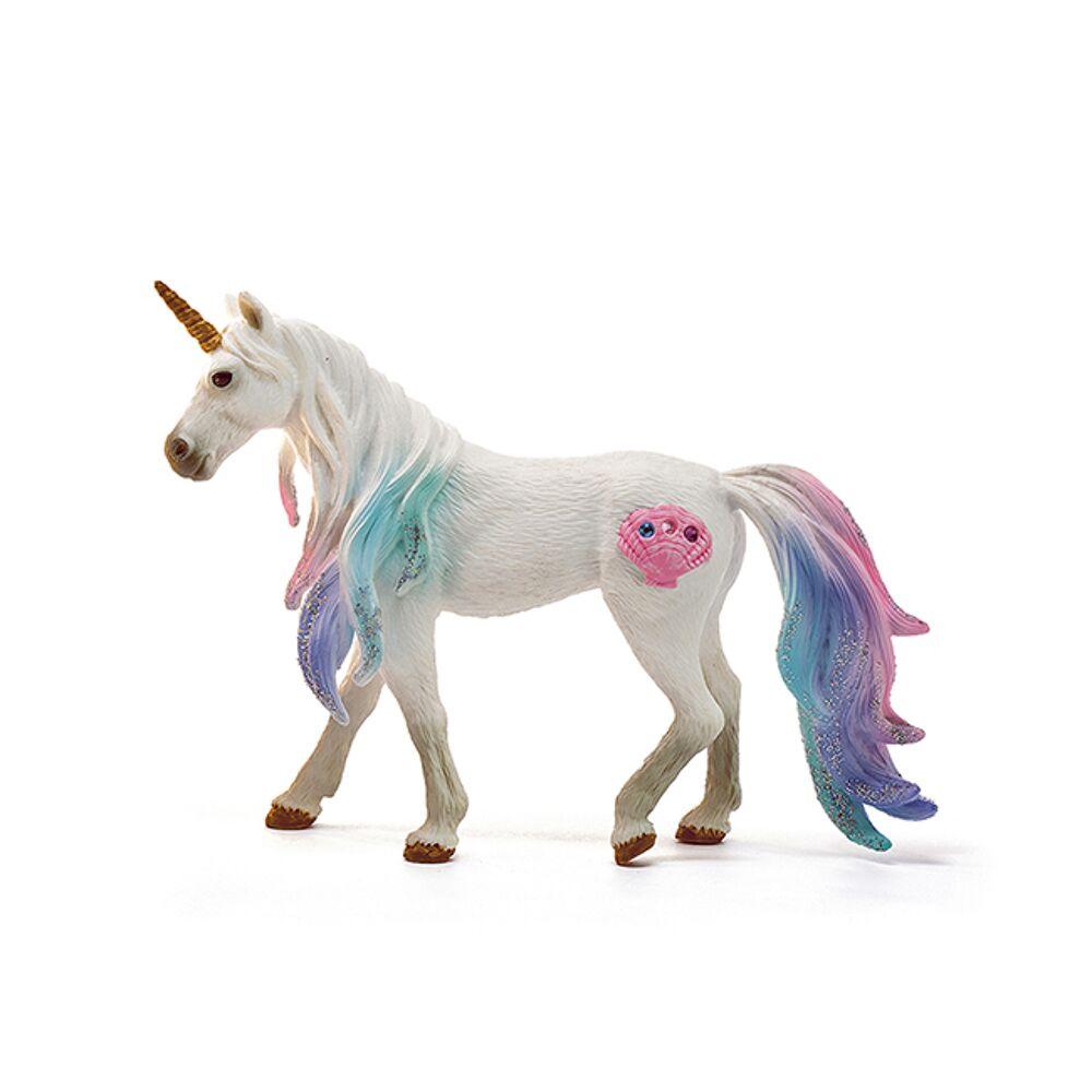 Foal Schleich Toy Schleich Sea Unicorn
