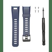 Garmin - vivosmart® HR reparatieset, Donkerblauw (Regular)