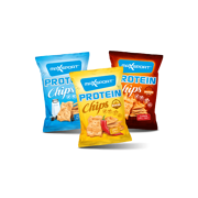 Real Nutrition - Protein Chips - Sweet Chilli 45g Netto