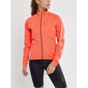 Craft - Fluo Fietsjas Stride Rain jacket Dames