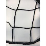 Duranet - zwart Doelnet 5.15mx2.05m