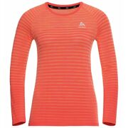 Odlo - Loopshirt LS Crew Neck Blackcomb Pro Dames