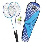 Donic-Schildkrot - Badminton Set 2-Fighter Pro