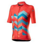Castelli - Unlimited Jersey Fietsshirt dames