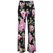 Margittes - Pants flowers Dames