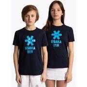 Osaka - Hockeyshirt Deshi Tee Blue Star kids