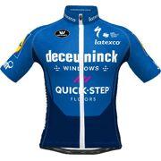 Vermarc - Deceuninck-Quickstep 2021 Kids SPL Aero Trui KM Netto