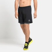 Odlo - 2-In-1 Shorts Run Easy 7 Inch