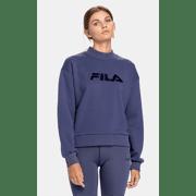 Fila - Women Fauna Wide Cropped Crew Sweater