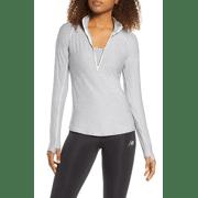 New Balance - Loopshirt Transform 1/2 Zip Dames