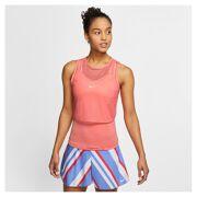 Nike -Tennistop  Court Dri-FIT Tennis Tank dames